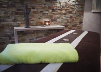 Equilibre de Vie - Table de Massage